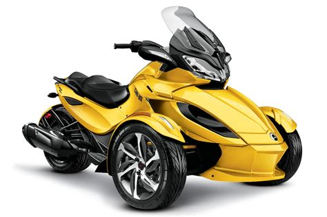can am 2014 can am spyder ride motor trend