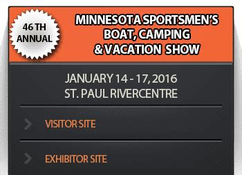 Minnesota Boat Show Tickets by Sport Show Schedule 2016 Everett Bay Lodge On Lake