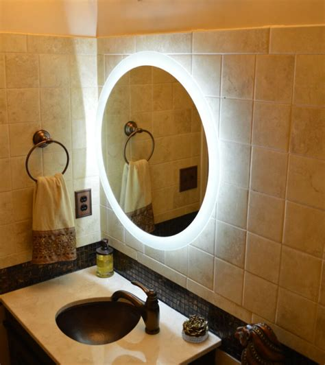 lighted vanity mirrors make up wall mounted 28 quot mam2d28 ebay
