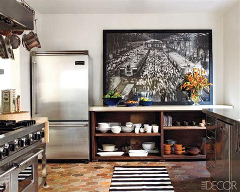 loft cottage art   kitchen