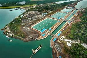 Panama Canal  One Year Later  U2013 Supply Chain Link