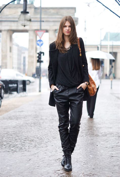 2014 Fashionable Outfit Ideas with Trendy Loose Pants for All Occasions - Pretty Designs