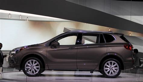 2018 Buick Envision Dashboard Autosduty