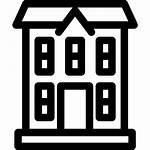 Icon Mansion Flaticon Buildings Selection Icons