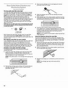 Page 12 Of Kenmore Refrigerator 106 User Guide