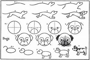 Dog Coloring Pages on Pinterest | Dachshund, Cartoon Dog ...