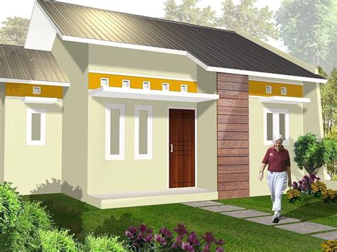 gambar rumah warna ungu gambar om