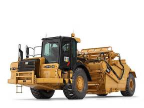 cat tractor cat 623h wheel tractor scraper caterpillar