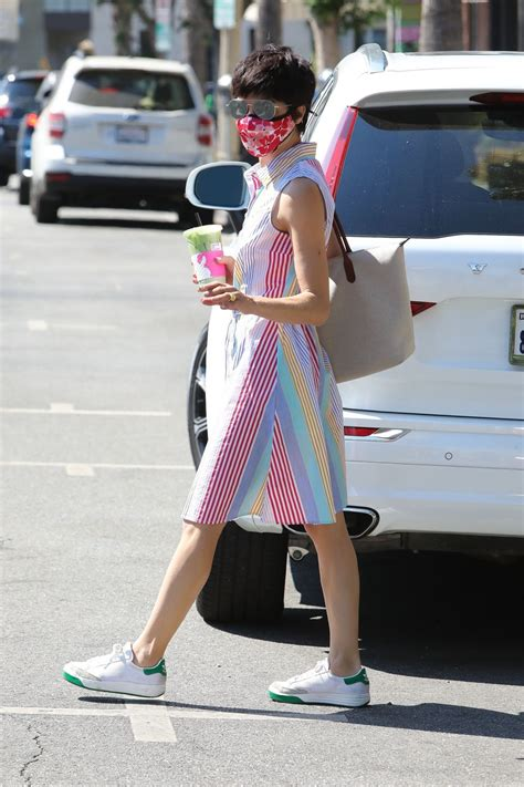 At a time when the downtowns of cities across the united states, one after the other, are coming back to life in the image of brooklyn, new orleans has accomplished what would seem impossible—forging… SELMA BLAIR at Alfred's Coffee in Studio City 08/25/2020 - HawtCelebs