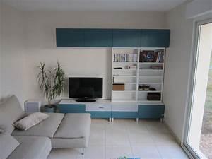 Meubles Besta Ikea : avis meuble besta ikea table de lit ~ Nature-et-papiers.com Idées de Décoration