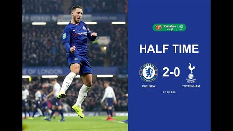 The governing body's first choice was to bring the match to wembley, but. Chelsea vs Tottenham (2-0) Half Time 1st (Full Match) 25/01/2019 - YouTube