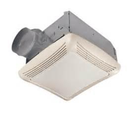 nutone ceiling exhaust bath fan 50 cfm with light bathroom kitchen fixture new ebay