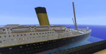 minecraft the rms titanic 2nd version update 1