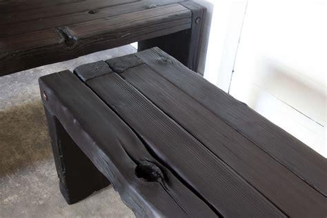 yakisugi parson bench reduxindustry