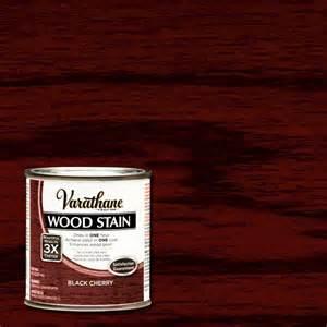 floor and decor hardwood reviews varathane 1 2 pt black cherry wood stain 266197 the