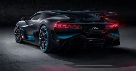 Bugatti Divo Makes Global Debut Autox