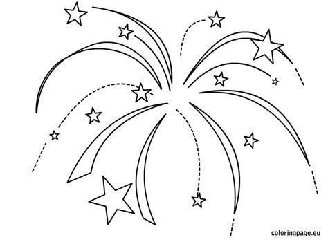 Simple Firework Drawing At Getdrawings.com