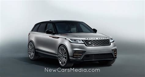 Land Rover Range Rover Velar Photo by Land Rover Range Rover Velar 2018 Review Photos