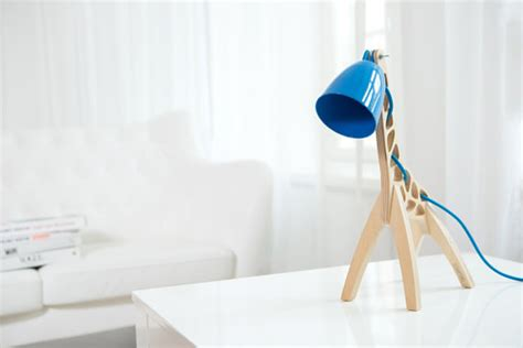 Giraffe Shaped Desk Lamps For Kids Room