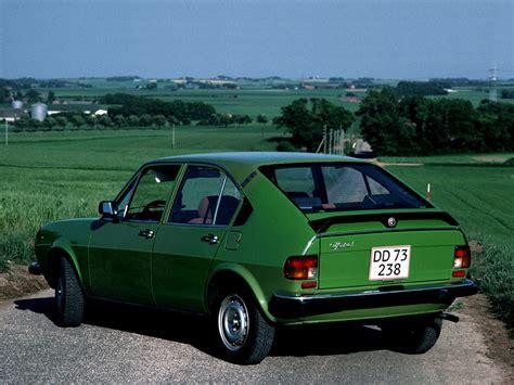 Alfa Romeo Alfasud 1977-1980 Alfa Romeo Alfasud 1977-1980 ...