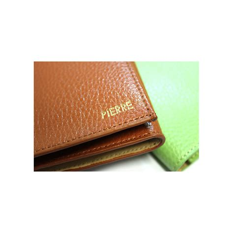 parure de bureau en cuir carnet de note en cuir personnalisable taille s le site