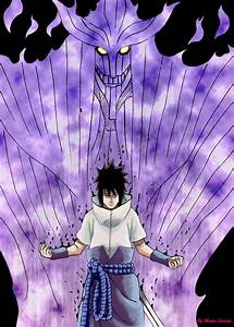 Sasuke's Full form Susano'o by Moteh on DeviantArt