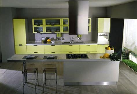 changer couleur cuisine quelle couleur de mur pour une cuisine avec des meubles