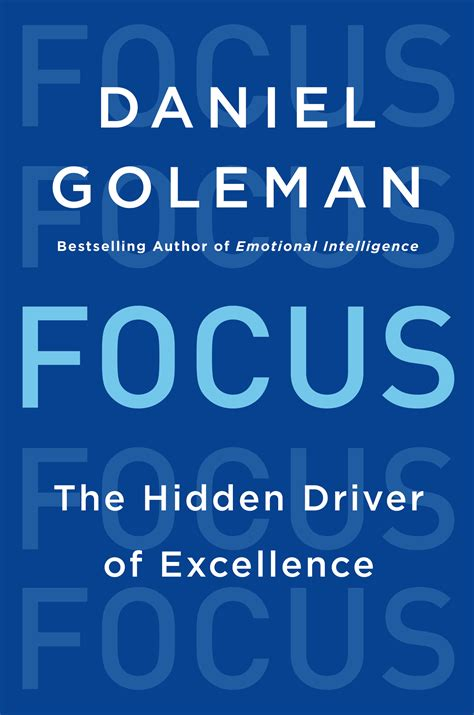 Daniel Golemans New Focus Six Seconds