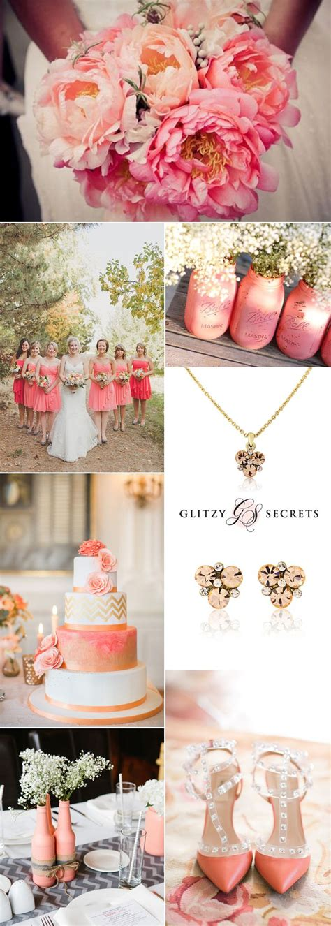 25 Best Ideas About Coral Grey Weddings On Pinterest