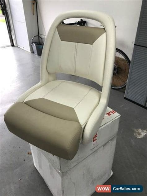 Captain Boat Seats by Boat Captain Bolster Seat Bayliner Or Will Fit Other