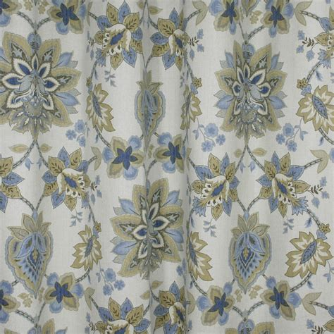 Blue Home Decor Fabric by Home Decor Fabric Cottage Blue