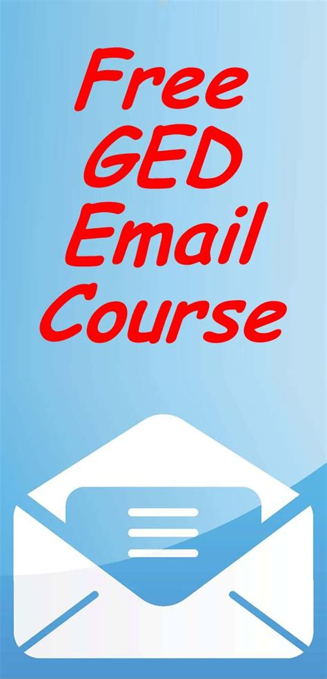Free Ged Test Review Course By Email #ged #gedtest Ged