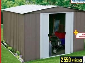 Abri De Jardin En Bois Brico Depot : abri de jardin pvc brico depot ~ Dode.kayakingforconservation.com Idées de Décoration