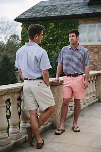 Southern Preppy Style Men