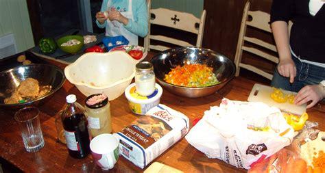 la cuisine collective la cuisine collective à la maison lesmatines