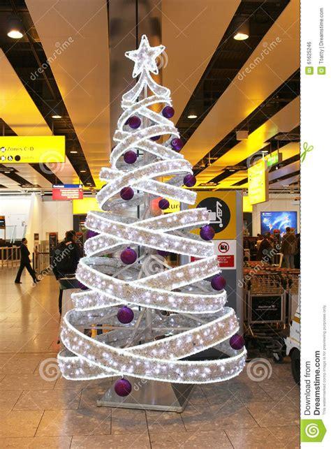 heathrow christmas editorial photo image 61625246