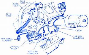 Buick Lesabre 1995 Under Dash Electrical Circuit Wiring Diagram  U00bb Carfusebox