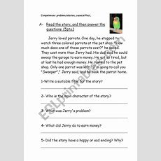 Reading Comprehension(problemsolution)  Esl Worksheet By Bdayekh