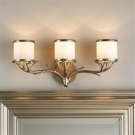 Bronze Bathroom Lighting Fixtures by Tree Bath Light 3 Light Bathroom Makeover Ideas