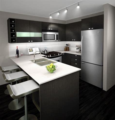 idee de cuisine moderne r 233 novation cuisine photos inspirantes et astuces pratiques