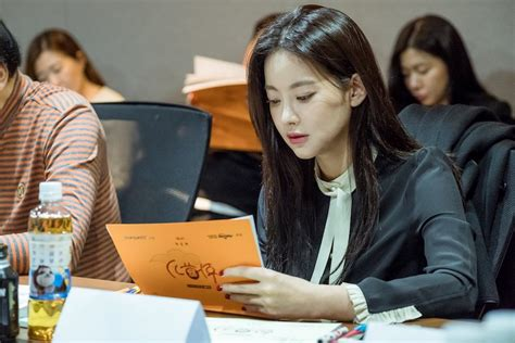First script reading for tvN drama series