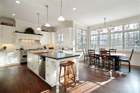 great debate open concept  closed kitchens