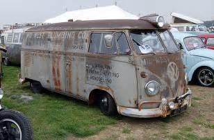 Rat Look VW Bus