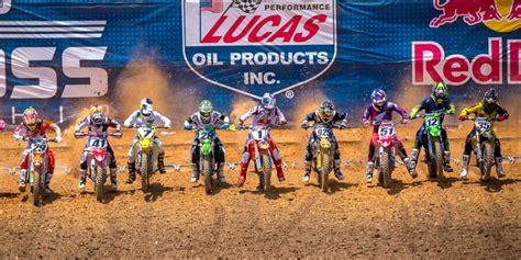lucas pro motocross motosport com race weekend recap motosport
