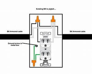 Armored Cable Replace  - Electrical