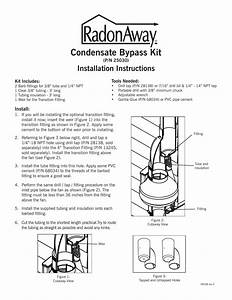 Downloadable Installation Instructions  Pdf Format