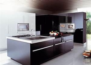 Cocinas, Integrales, Modernas, Usos, Fotos, Ideas, Y, Espacios