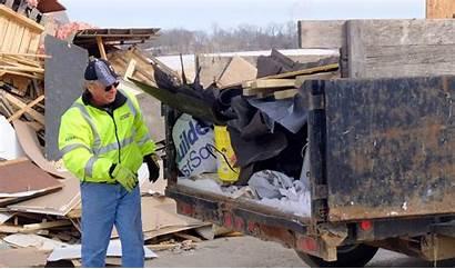 Construction Debris Disposal Landfill Fergus Falls Counties