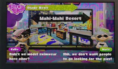 marie  swimwear squid sisters   meme