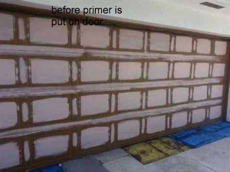 faux wood   call  garage entry door cabinets paint reface kitchen youtube